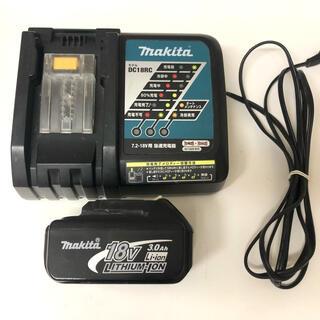 マキタ(Makita)のこじ様専用 純正品 マキタ 充電器 18V バッテリー(バッテリー/充電器)