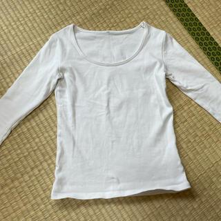 ムジルシリョウヒン(MUJI (無印良品))の無印良品 Tシャツ Sサイズ(Tシャツ/カットソー(七分/長袖))