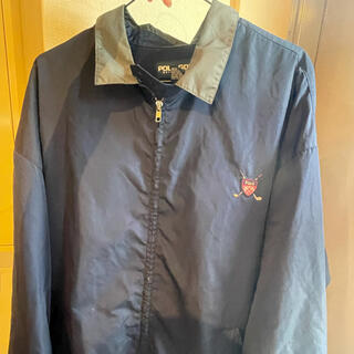 ラルフローレン(Ralph Lauren)の90s ポロラルフローレン パーカー ナイロンジャケット メンズ XL(ナイロンジャケット)
