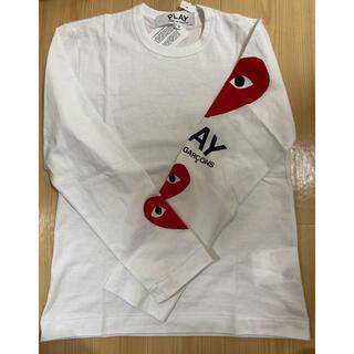 コムデギャルソン(COMME des GARCONS)のプレイ コムデギャルソン(Tシャツ/カットソー(七分/長袖))