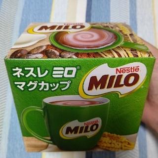 ネスレ(Nestle)のネスレ ミロ オリジナルマグカップ(グラス/カップ)