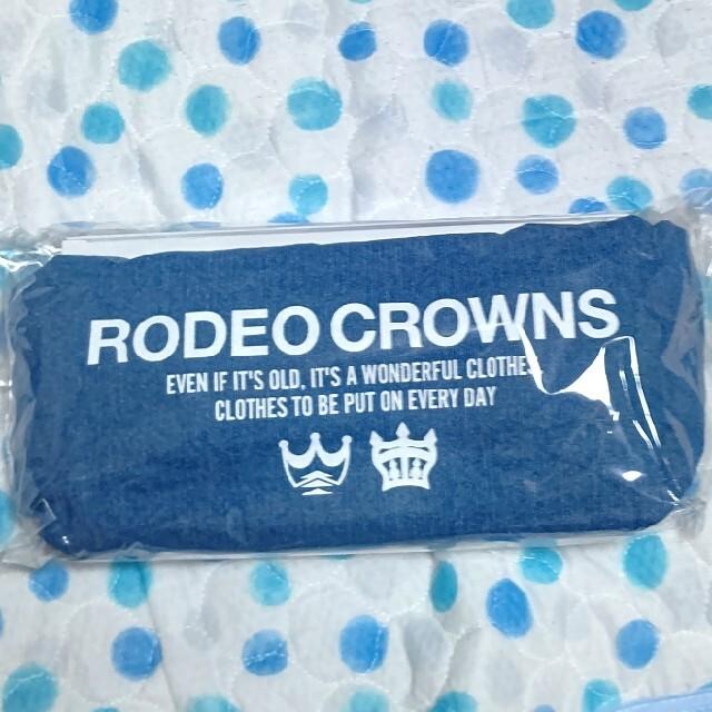 RODEO CROWNS WIDE BOWL(ロデオクラウンズワイドボウル)のロデオクラウンズ ノベルティ レディースのファッション小物(その他)の商品写真