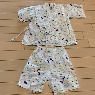 ミキハウス(mikihouse)のミキハウス★甚平(甚平/浴衣)