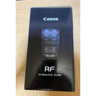 Canon - Canon RF24-70F2.8 L IS USM【美品】