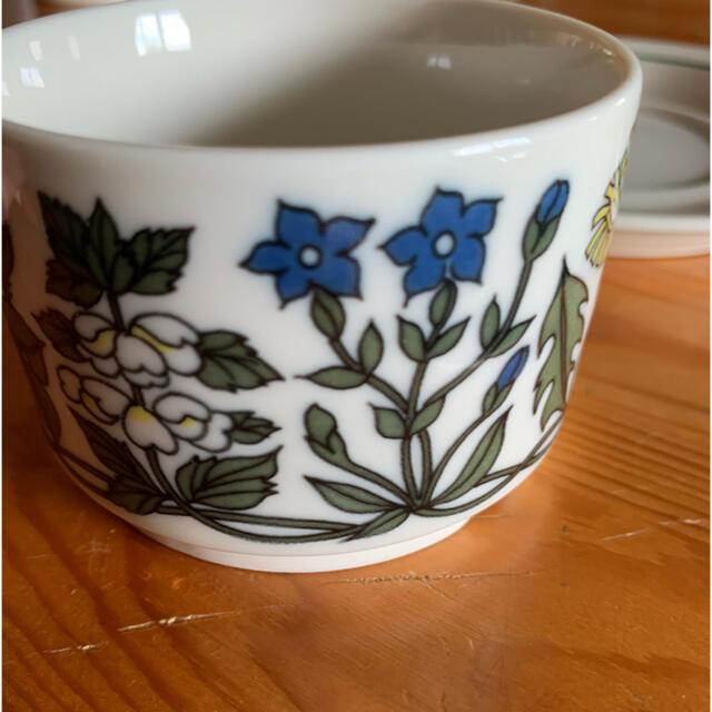 ARABIA(アラビア)のアラビア フローラ コーヒーカップ&ソーサー / Arabia Flora インテリア/住まい/日用品のキッチン/食器(食器)の商品写真