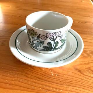 ARABIA - アラビア フローラ コーヒーカップ&ソーサー / Arabia Flora