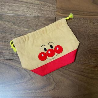 アンパンマン(アンパンマン)のアンパンマンミュージアム限定 アンパンマン コップ袋 (ランチボックス巾着)