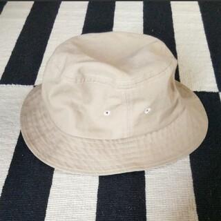 ムジルシリョウヒン(MUJI (無印良品))の無印良品 キッズ用帽子 54cm(帽子)