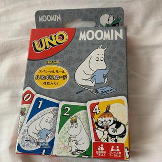 ウーノ(UNO)のウノ!UNO ムーミン(トランプ/UNO)
