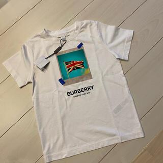 バーバリー(BURBERRY)のBurberry  Tシャツ  キッズ  120  (Tシャツ/カットソー)