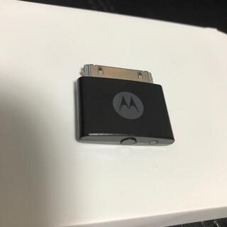 モトローラ ipod Bluetooth レシーバー(その他)