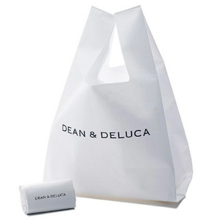 ディーンアンドデルーカ(DEAN & DELUCA)の【新品】 DEAN&DELUCA ミニマムエコバッグ (エコバッグ)