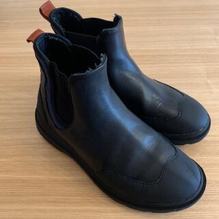 ザラ(ZARA)のZARA KIDS チェルシーブーツ 22.5 ショートブーツ (ブーツ)
