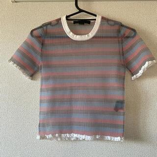 アレキサンダーワン(Alexander Wang)のAlexander Wang  トップス(Tシャツ(半袖/袖なし))