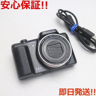カシオ(CASIO)の美品 EX-H60 EXILIM ブラック (コンパクトデジタルカメラ)