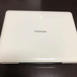 トウシバ(東芝)のTOSHIBA REGZA ポータブルプレーヤー(DVDプレーヤー)