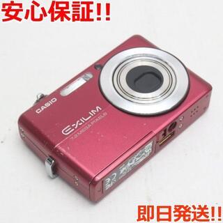 カシオ(CASIO)の美品 EX-Z700 レッド (コンパクトデジタルカメラ)