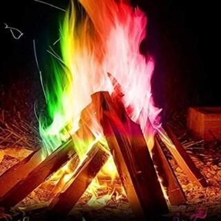 マジックファイヤ 30袋 ミスティカル FIRE 神秘的 虹色(その他)