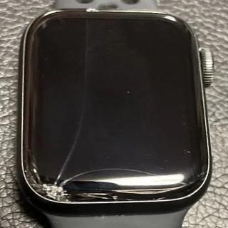 アップルウォッチ(Apple Watch)の朝陽様専用apple watch series 4 Nike 40mmGPS (腕時計(デジタル))