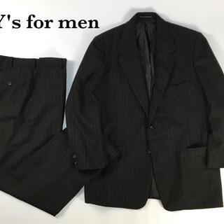 ヨウジヤマモト(Yohji Yamamoto)のy's for men ワイズ セットアップ スーツ メンズ ヨウジヤマモト(セットアップ)