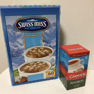コストコ(コストコ)のコストコで人気✨ココア&ルイボスティー(茶)