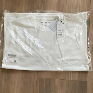 ナノユニバース(nano・universe)のTシャツ Anti Smell クルーネックTシャツ 半袖(Tシャツ/カットソー(半袖/袖なし))