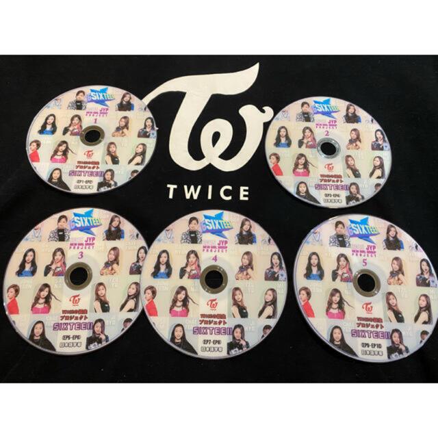 Waste(twice)(ウェストトゥワイス)のtwice sixteen エンタメ/ホビーのDVD/ブルーレイ(ミュージック)の商品写真