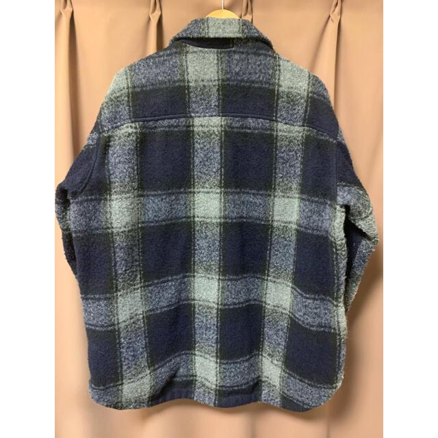 RAGEBLUE(レイジブルー)の☆即完売☆rageblue チェック CPOジャケット メンズのジャケット/アウター(ブルゾン)の商品写真