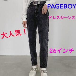 ページボーイ(PAGEBOY)の☆新品未使用☆PAGEBOY 大人気ドレスジーンズ(デニム/ジーンズ)