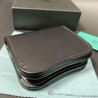 ガンゾ(GANZO)のラストクロップス スパンカー ワイルドスワンズ(折り財布)