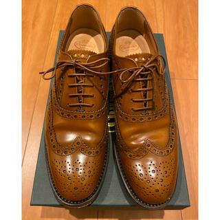 チャーチ(Church's)のChurch's チャーチ バーウッド ポリッシュドバインダー 38(ローファー/革靴)