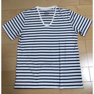 アバハウス(ABAHOUSE)のアバハウス ボーダーTシャツ(Tシャツ/カットソー(半袖/袖なし))