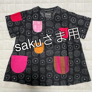 マリメッコ(marimekko)のsaku様用⭐︎マリメッコワンピース2枚(86-1.5y・104-110)(ワンピース)