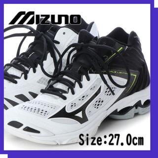 アシックス(asics)のMIZUNO Z5 MID 27.0cm【最終値引】メンズ&レディース(バレーボール)