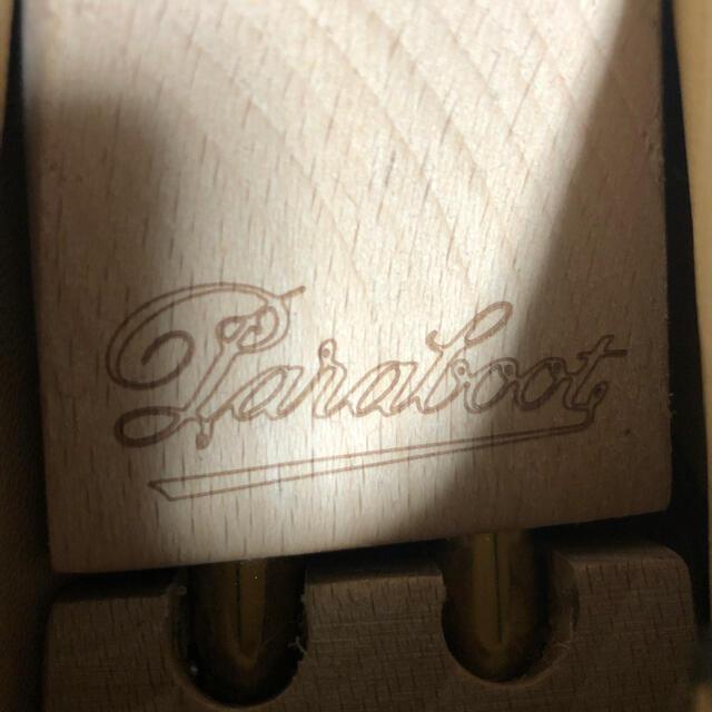 Paraboot(パラブーツ)のparaboot パラブーツ シャンボード 7 黒 ミカエル ランス  メンズの靴/シューズ(その他)の商品写真