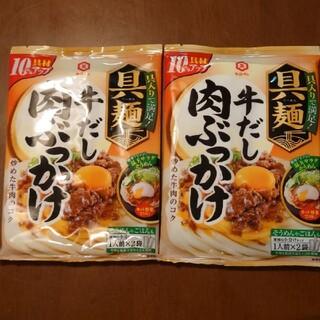 キッコーマン(キッコーマン)の具麺 2点セット(レトルト食品)