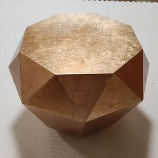 フランフラン(Francfranc)のfrancfranc Diamond table ダイヤモンドテーブル(ローテーブル)