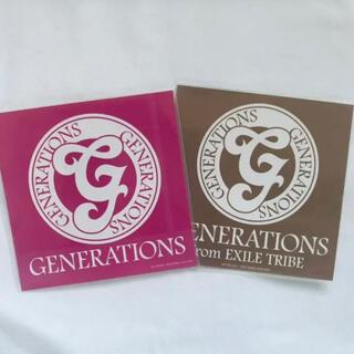 ジェネレーションズ(GENERATIONS)のgenerationsステッカーセット(キャラクターグッズ)