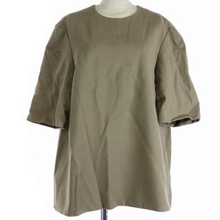 IENA - イエナ 21SS カットソー Tシャツ プルオーバー 五分袖 茶色