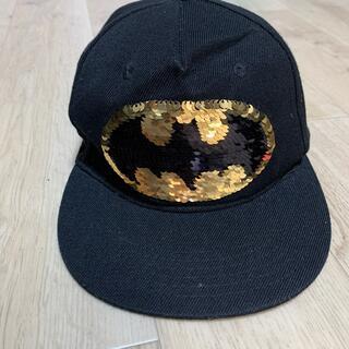 エイチアンドエム(H&M)のH&M バッドマン 帽子 キャップ(帽子)