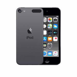 Apple - iPod touch 32GB Space Gray 第7世代 A2178