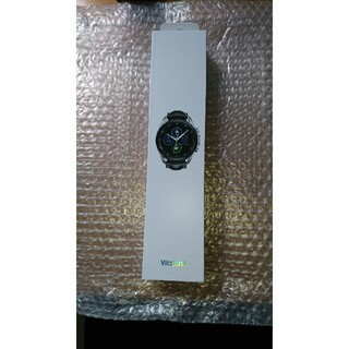サムスン(SAMSUNG)のGalaxy Watch3 Black SM-R840NZSAXJP 2(その他)
