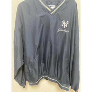 ニューエラー(NEW ERA)のNew York Yankees ナイロンジャケット(ナイロンジャケット)