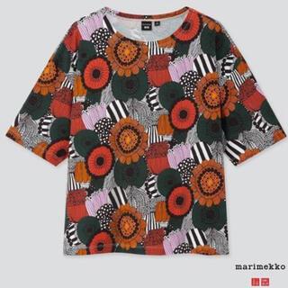 マリメッコ(marimekko)のuniqlo×marimekko コラボ 半袖Tシャツ(Tシャツ(半袖/袖なし))