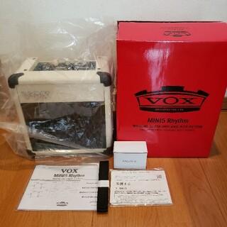 ヴォックス(VOX)の【超美品】vox mini5 rhythm(ギターアンプ)