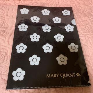 マリークワント(MARY QUANT)のマリクワ クリアファイル2枚組(日用品/生活雑貨)