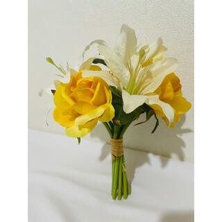 フランフラン(Francfranc)のフランフラン アーティシャルフラワー 造花 フランフラン 花束 フラワー 花(その他)