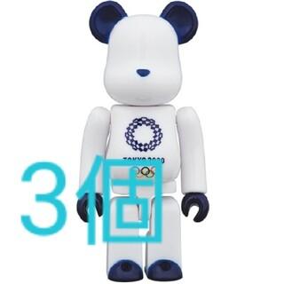 メディコムトイ(MEDICOM TOY)のオリンピック ベアブリック BE@RBRICK 100% 東京 2020(その他)