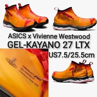 ヴィヴィアンウエストウッド(Vivienne Westwood)の新品 US7.5 25.5cm ASICS Vivienne Westwood(スニーカー)