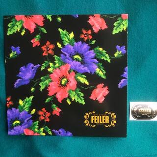 フェイラー(FEILER)のフェイラー FEILER ギフト袋 ギフトバッグ シール  袋とシールのセット(ショップ袋)